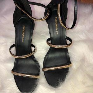Cute and sassy heel.
